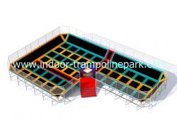 Main court trampoline